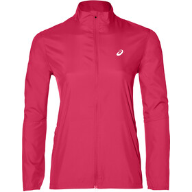asics Silver Chaqueta Mujer, laser pink